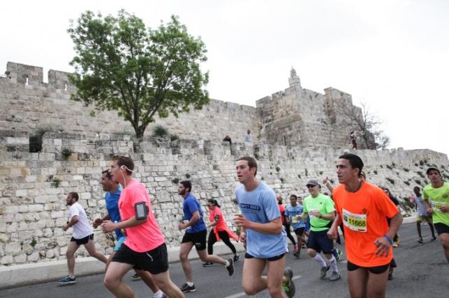 מרתון ירושלים: אלו הכבישים שייחסמו
