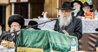"""91 שנים של תורה והשפעה: החוזר האגדי של הרבי מחב""""ד"""