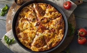 תודו שעל זה טרם שמעתם: פיצה במחבת
