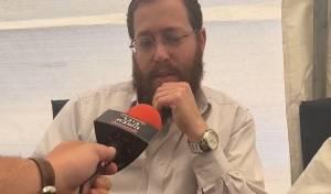 """הרב דוד לוי, אביו של משה לוי ז""""ל"""