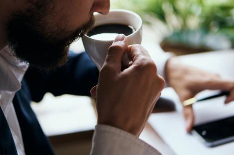 אילוסטרציה - אם תשתו קפה - תזכו לחיים ארוכים ובריאים