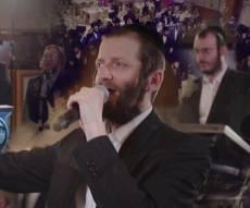 מוישי רוזנברג ומקהלת 'קולות' ב'פרק שירה'