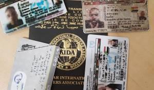 """ת""""א: העניק רישיונות נהיגה מזויפים ונעצר"""