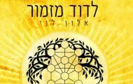 """אלון לוי בסינגל חדש: """"לדוד מזמור"""""""