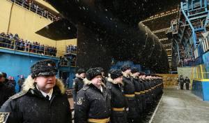 הכירו את הצוללת הגרעינית החדשה של רוסיה