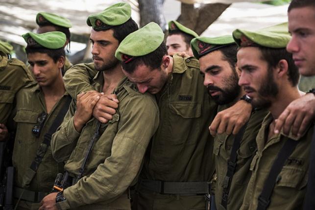 חיילים מצוק איתן נזקקו לטיפול נפשי