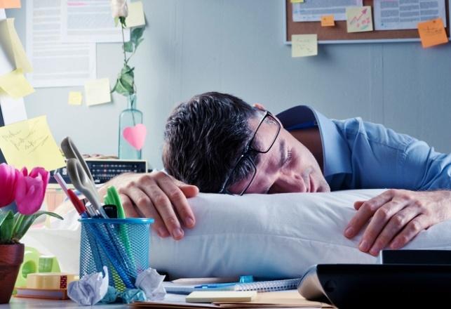 תנומות קצרות מונעות התפרצויות זעם ותחושות תסכול