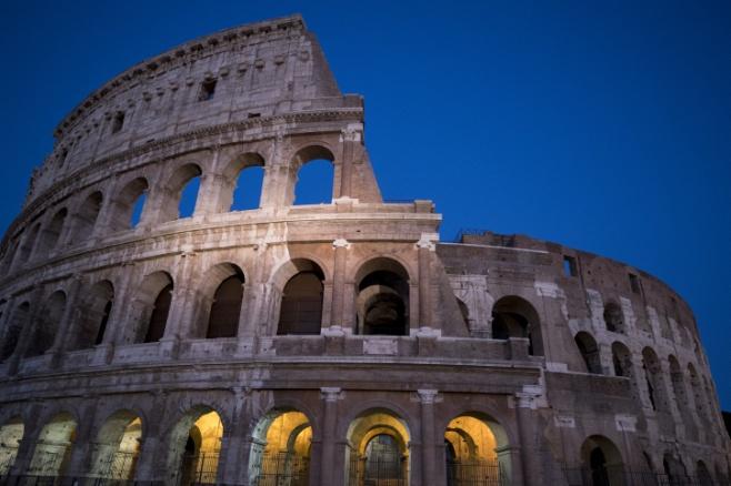 סיור בקוליסאום ברומא דרך עדשת המצלמה