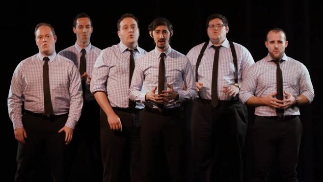 להקת הווקאל Six13 בסינגל חדש: 'אור לבן'