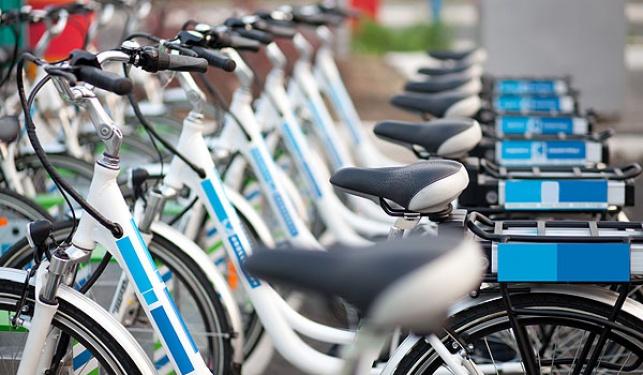 כתב אישום נגד רוכב אופניים