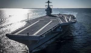 """נושאת המטוסים האמריקנית - חדש בנושאת המטוסים של צבא ארה""""ב: ספר תורה"""
