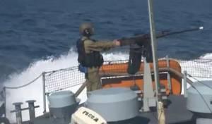 התרגיל של חיל הים: חדירת מחבלים. צפו
