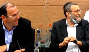 חברי הכנסת לעגו לראש הממשלה בוועדה