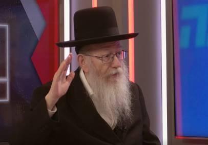 """ח""""כ יעקב ליצמן בריאיון באולפן 'כיכר השבת'"""