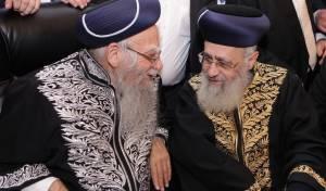 """הגר""""י יוסף והרב בקשי דורון זצ""""ל"""