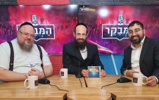 ישראל ורדיגר משיק את אלבומו החדש • צפו