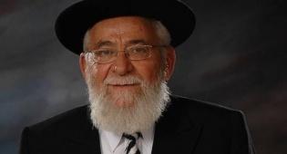 אחרי מחלה קשה: מקורבו של הרב אלישיב