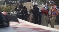 הפצוע מטופל בזירת הפיגוע - הערבי שדקר את החרדי בי-ם הורשע בחבלה