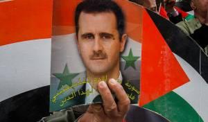 הפגנות בשכם נגד הטבח הכימי בסוריה - הקבינט אישר: ילדים מסוריה יטופלו בישראל