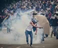 הפגנות נגד הממשלה בוונצואלה