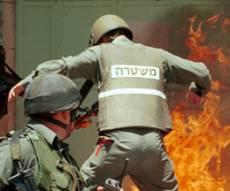 """אילוסטרציה - יהודי נפצע מבקת""""ב שהתנפץ על כביש בי-ם"""