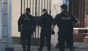 'דרמה' באודסה: תרגיל מלחיץ בבית הכנסת