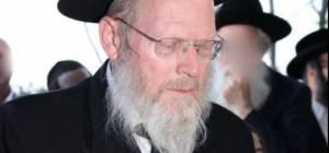 שנה לפטירתה: ראש ישיבה התארס בגיל 79