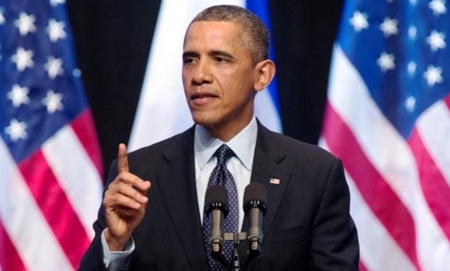 """שבוע גורלי. נשיא ארה""""ב ברק אובמה"""