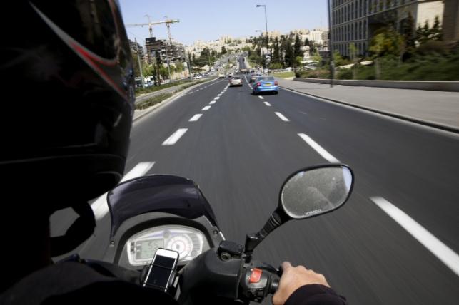 צעיר חרדי נפצע קשה בתל אביב