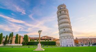 מגדל פיזה איטליה שיפוץ