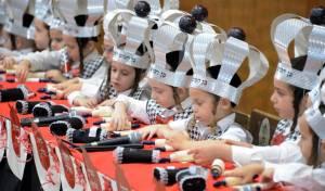 מסיבת חומש לילדי בעלזא בחיפה   גלריה