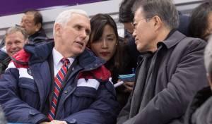 פנס באולימפיאדת החורף - צפון קוריאה ביטלה פגישה עם מייק פנס