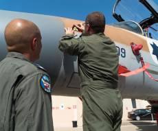 מטוסי הקרב שהתקיפו את הכור הסורי סומנו