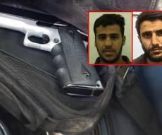 המחבלים והאקדח - אקדח ותחפושת: סוכל פיגוע חטיפה שתוכנן לימי החנוכה