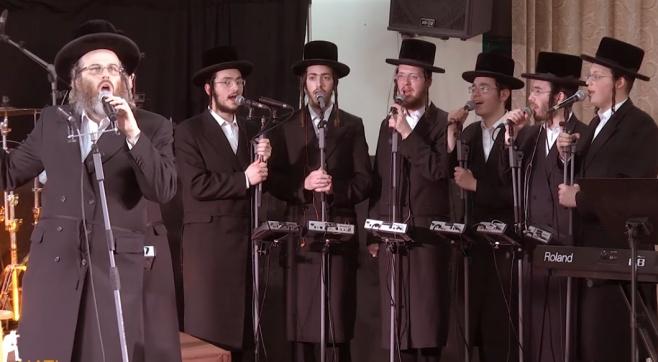 קאליש ומקהלת בעלזא בביצוע ל'לא תחמוד'