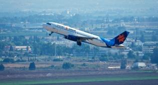 מטוס חברת תעופה ישראייר
