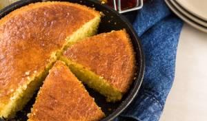 בגרסה הטובה ביותר: לחם תירס משובח שנאפה במחבת