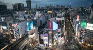 סיור דרך עדשת המצלמה ברחובות טוקיו