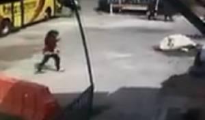 תיעוד הרגעים לפני ואחרי הפיגוע