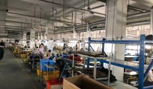 מפעל לייצור חליפות ויטוריו ברוסה בסין