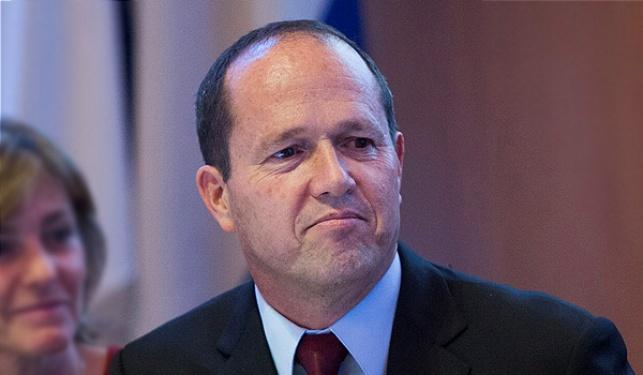 ראש עירייית ירושלים ניר ברקת