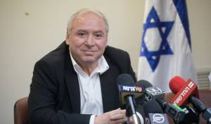 אמסלם, השר המקשר בין הכנסת לממשלה