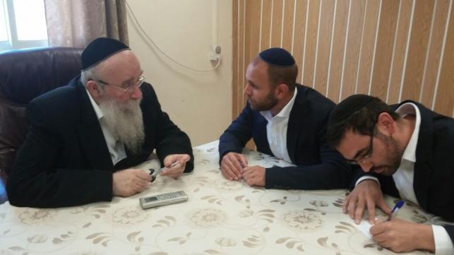 קרן מאירים נענתה לקריאת הרבנים