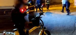 החשוד על האופניים