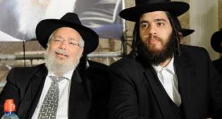 ראש העיר הבא? ישראל פרוש לצד יצחק עידן ראש העיר הנוכחי