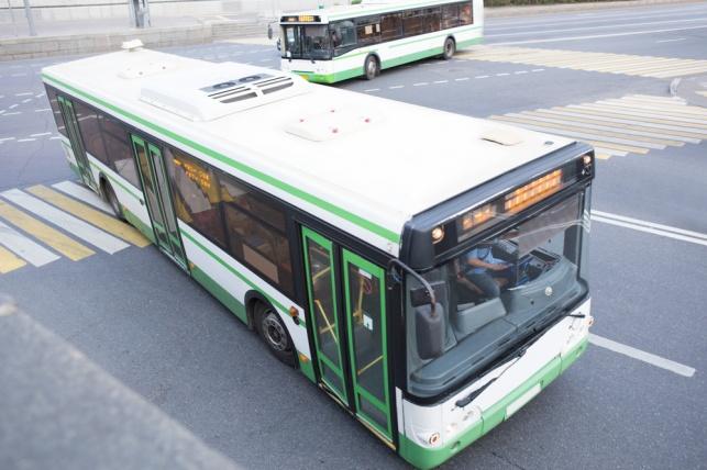 אוטובוס פגע בנוסעת שעמדה בתחנה. אילוסטרציה