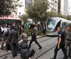 צפו: מפגיני 'הפלג' חוסמים את הרכבת בי-ם
