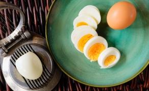 לא קשה להכין ביצים קשות