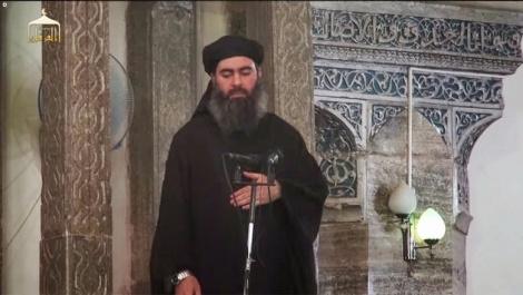 אבו בכר אל בגדדי - עדיין חי: כך חמק מנהיג דאעש מצבא עיראק