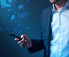 המומחים מזהירים: אל תפתחו קישורים; ה-SMS - מלכודת
